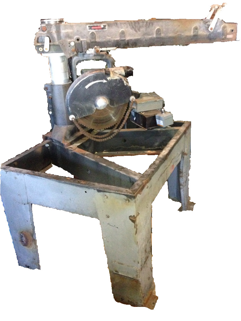 Original Radial Arm Saw Image