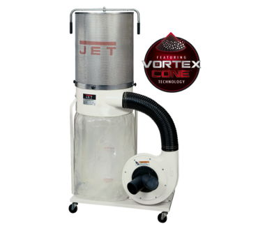 Jet 710702K Dust Collector DC-1200VX-CK1 New! Image
