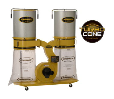 Powermatic 1792072K Dust Collector PM1900TX-CK1 Image