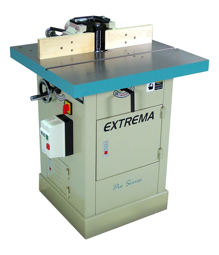 New Extrema ET-120 Heavy Duty Shaper Image