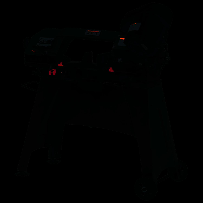 Jet HVBS-56 HORIZONTAL/VERTICAL BANDSAW Image