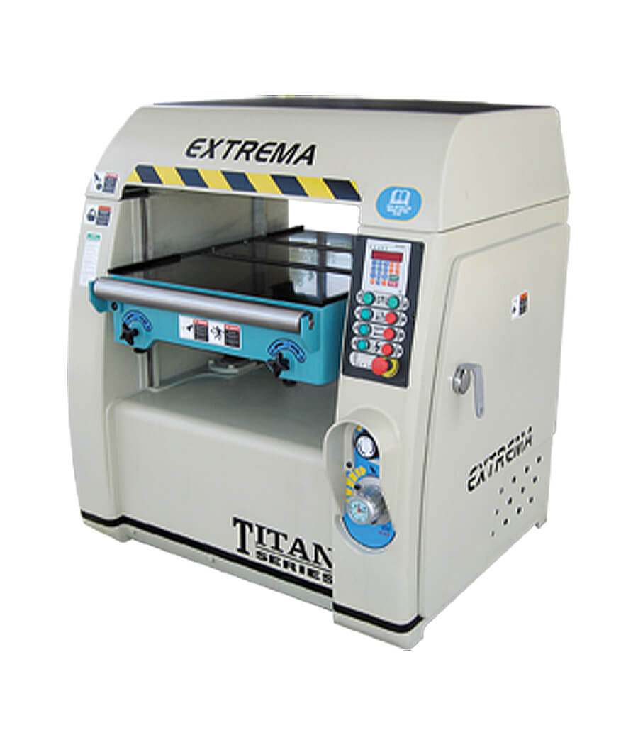 "Extrema Titan XP 26"" Single Sided Planer Image"